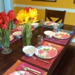 Mother's Day Menu & Pictures