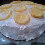 Summer cake for a summer gal.