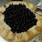 Generators, laundry, and a blueberry galette – oh my!