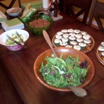 A 'Wild Rompus' + a Fall Salad