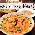 Guest Post – Chicken Tikka Masala