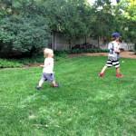 Motherhood: on having two boys.