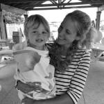 Motherhood: on separation anxiety.