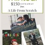Holiday Gift Guide: Minted (plus a giveaway!)