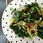 Christmas salad.