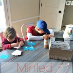 Valentine's Day with Minted + a giveaway!