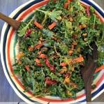 Chopped Thai Salad.