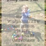 C's picks – week of April 5th