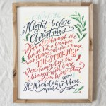 Lindsay Letters Holiday Giveaway…!