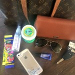 What's in my bag? Essentials for every mom to carry.