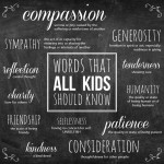 Words That All Kids Should Know