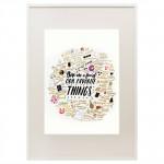 Giveaway! 'My Favorite Things' Print