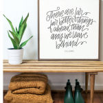 GIVEAWAY with Between YouandMe Signs!