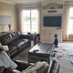 Motherhood: routines to encourage at home