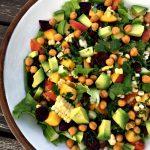 Summer 'garbage' salad