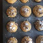 Cinnamon sugar pumpkin muffins